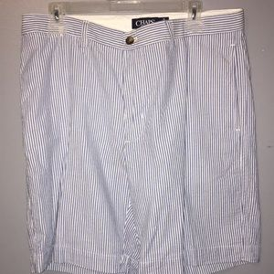 Chaps searsuckers shorts
